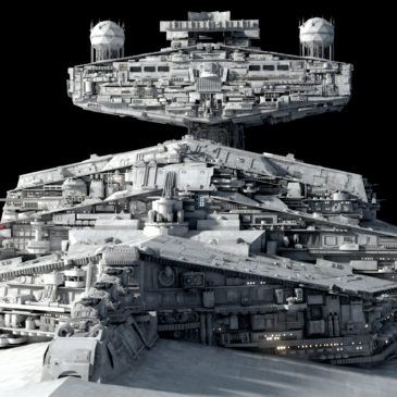 Imperator-class Star Destroyer Redux WIP#3 Video