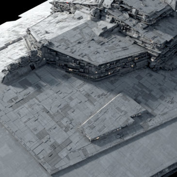 Imperator-class Star Destroyer Redux WIP#4
