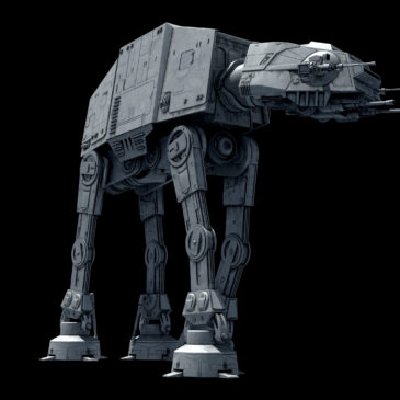 All-Terrain Armored Transport (AT-AT) 4k