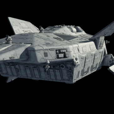 Chi-class Heavy Dropship 4k