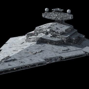Imperator-class Star Destroyer Redux WIP#5