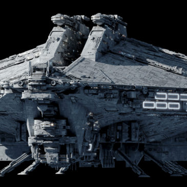 Consolidator-class Corps Assault Carrier
