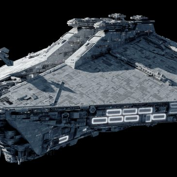 Consolidator-class Corps Assault Ship 4k