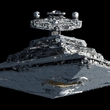 Imperator-class Star Destroyer Redux