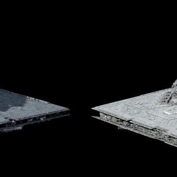 Star Destroyer comparison