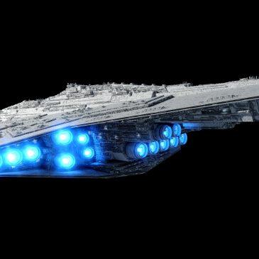 Assertor-class Star Dreadnought Wrath 4k