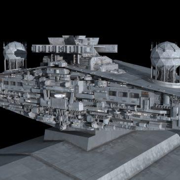 Allegiance-class Star Destroyer Redux WIP#1