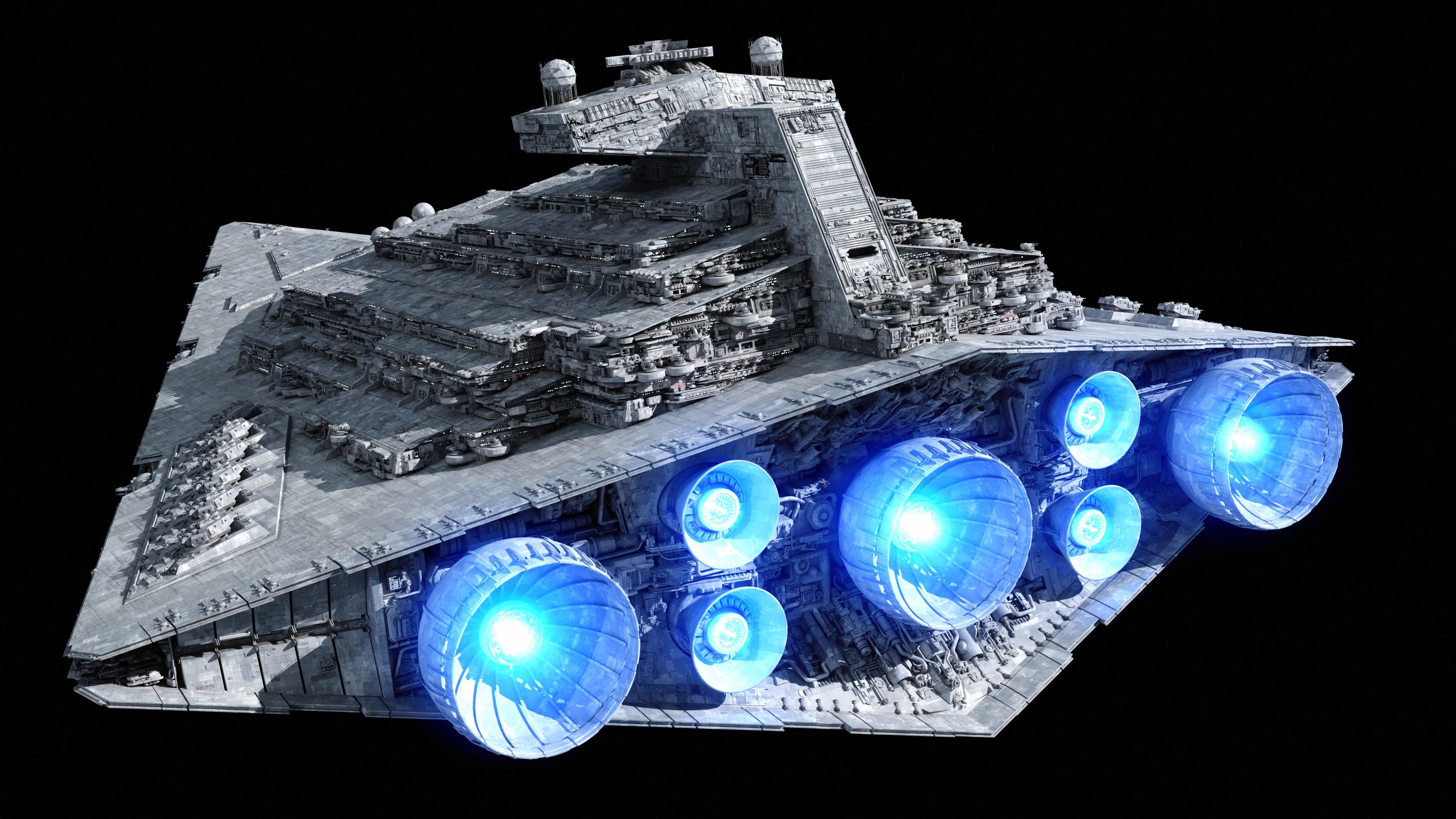 Allegiance-class Star Destroyer Redux – Fractalsponge net