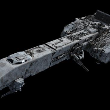 Dart-class gunship
