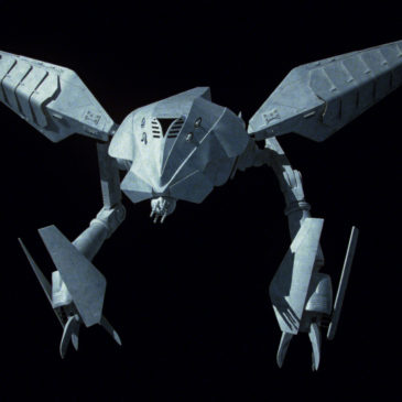 "Basilisk War ""Droid"" WIP#1"