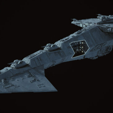 Spector-class Storm Commando Carrier