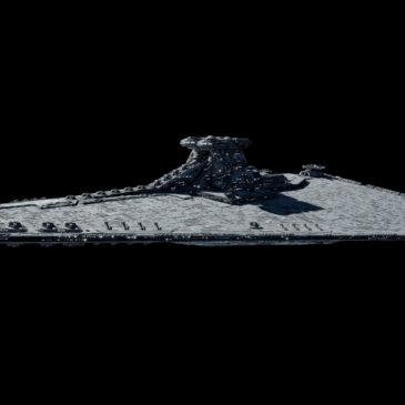 Secutor-class Star Destroyer 4k