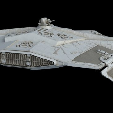 WIP: Imperial Falcon Update 2