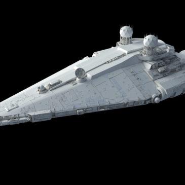 Fulgor-class pursuit frigate WIP#1