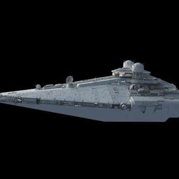 Fulgor-class pursuit frigate WIP#2