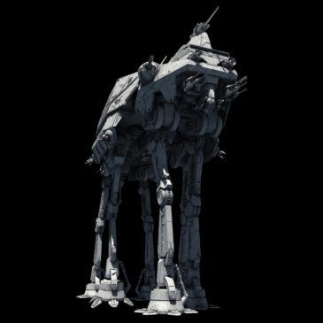 All-Terrain Siege Platform (AT-SP) 4k