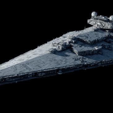 Procursator-class Star Destroyer Version 2