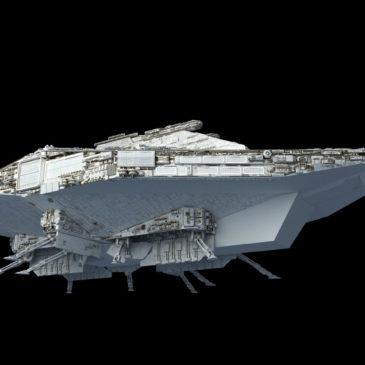 Evakmar Corps Landing Ship WIP#13