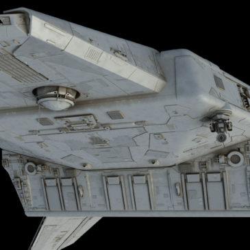 Heavy Dropship Concept WIP#10