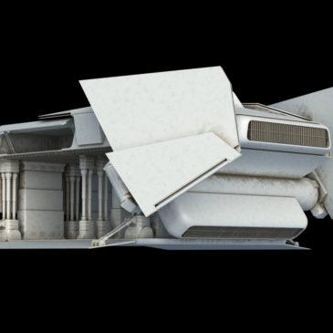 Heavy Dropship Concept WIP#3