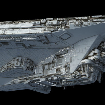 Evakmar Corps Landing Ship WIP#15