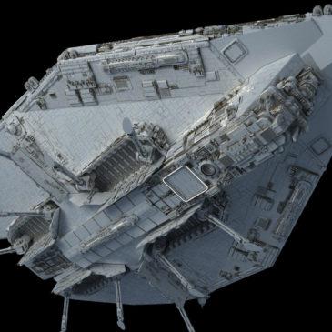 Evakmar Corps Landing Ship WIP#16