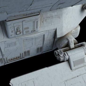 Heavy Dropship Concept WIP#13