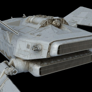 Heavy Dropship Concept WIP#14