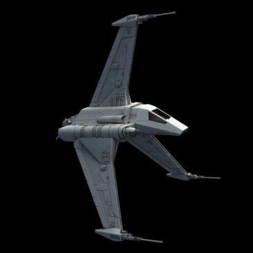 Escort Shuttle WIP#4