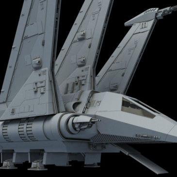 Escort Shuttle WIP#5