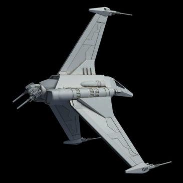 Escort Shuttle WIP#3
