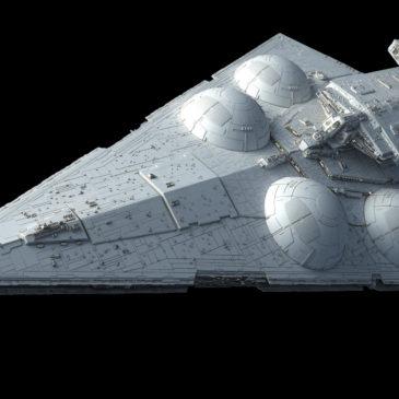 Interdictor Star Destroyer