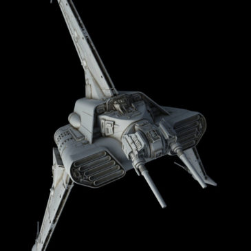Escort Shuttle WIP#7