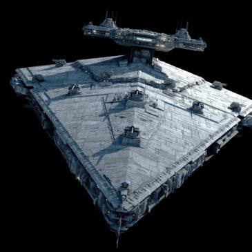 Vindicator-class Star Frigate 4k