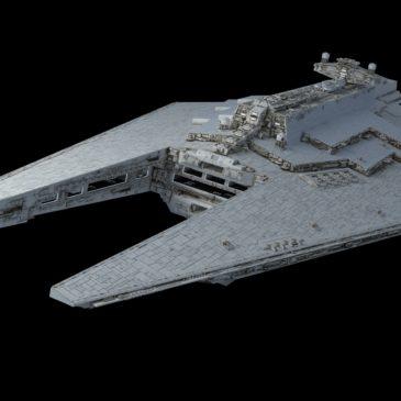 Fleet carrier WIP#1