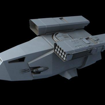 Stormtrooper Transport WIP#1