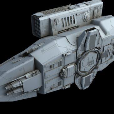 Stormtrooper Transport WIP#4