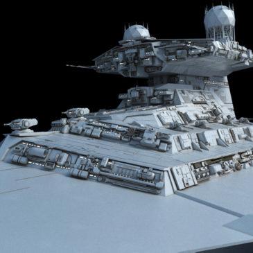 Victory-class Star Destroyer WIP#6