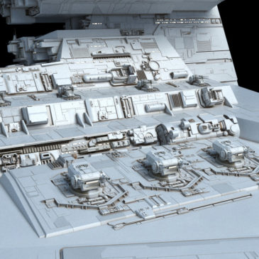 Victory-class Star Destroyer WIP#9