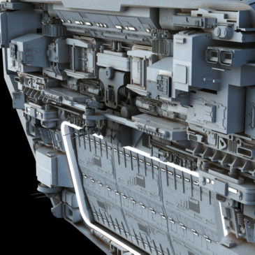 Escort Carrier WIP#1