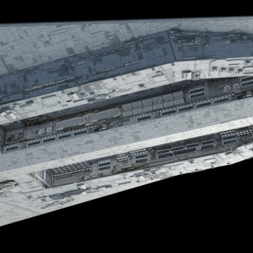 Star Battleship WIP #7