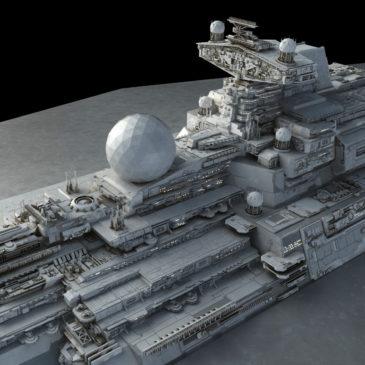 Star Battleship WIP #3