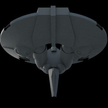 Inexpugnable-class Command Ship WIP#1