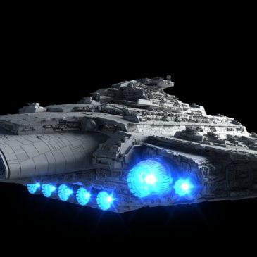 Bellator-class Star Battlecruiser Updates