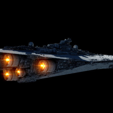 Legator-class Star Dreadnought 4k