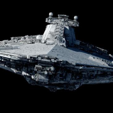 Compellor-class Star Cruiser 4k