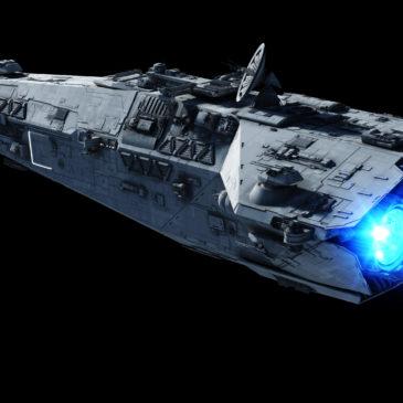 Velox-class Star Frigate 4k