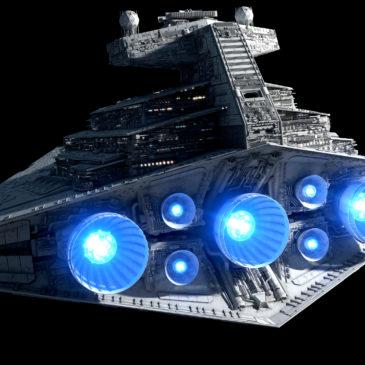 Imperator-class Star Destroyer 4k