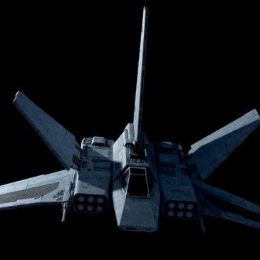 XG1 StarWing Assault Gunboat