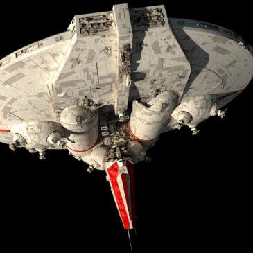 Inexpugnable-class Command Ship